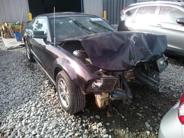 1ZVHT80N055239107 - 2005 FORD MUSTANG