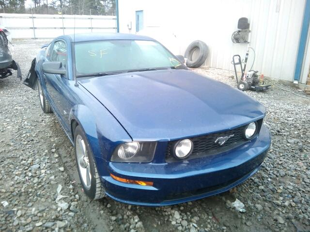1ZVFT82H165154244 - 2006 FORD MUSTANG