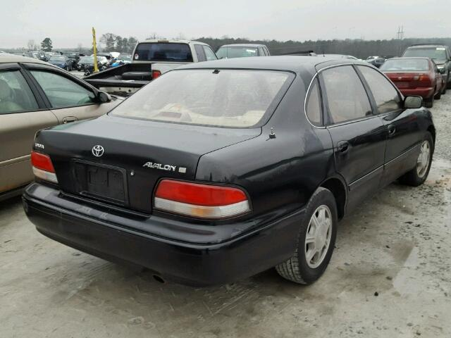 1995 toyota avalon xls photos salvage car auction. Black Bedroom Furniture Sets. Home Design Ideas
