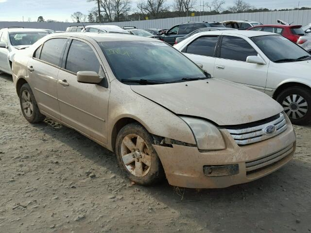 Auto Auction Ended On VIN FAHPZR FORD FUSION SE - 2007 fusion