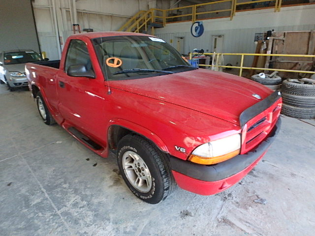 1998 DODGE DAKOTA 3.9L