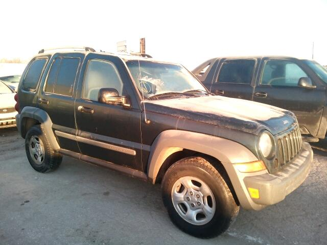 2005 JEEP LIBERTY SP 3.7L