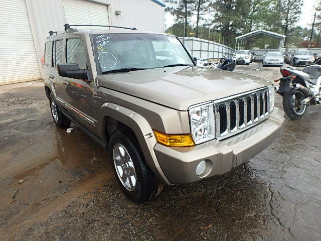 1J8HG58NX6C318364 - 2006 JEEP COMMANDER