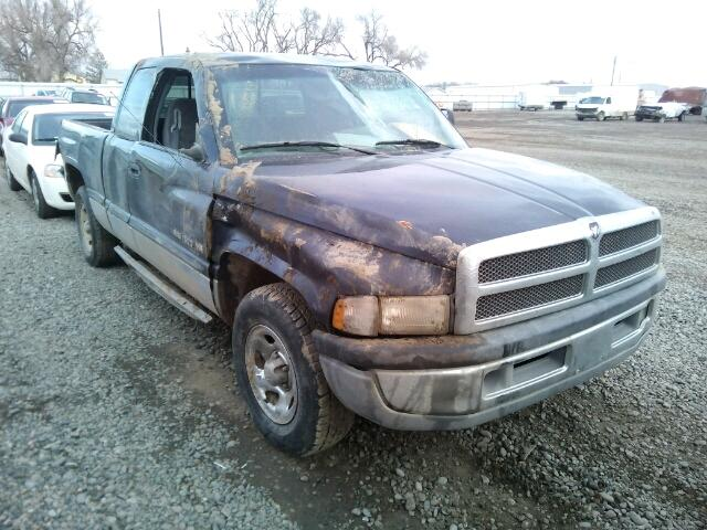 1999 dodge ram 1500 for sale mt billings salvage cars copart usa. Black Bedroom Furniture Sets. Home Design Ideas
