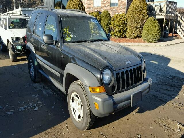 2007 JEEP LIBERTY SP 3.7L