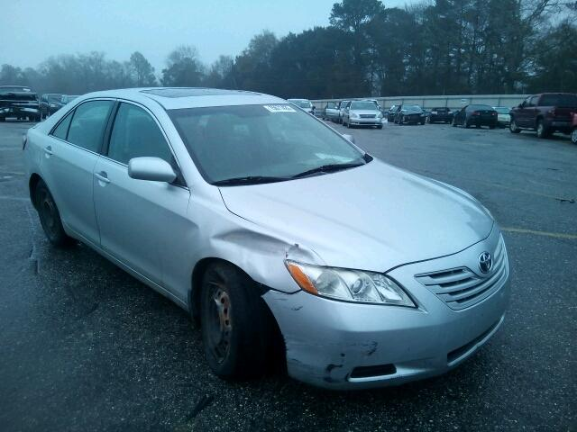 4T4BE46K88R019640 - 2008 TOYOTA CAMRY