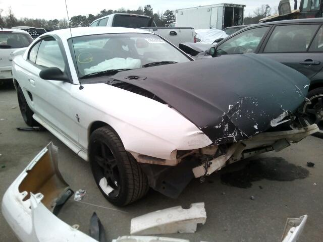 1FAFP4045WF180541 - 1998 FORD MUSTANG