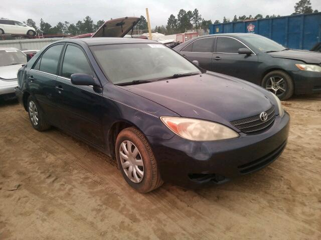 JTDBE32K630228499 - 2003 TOYOTA CAMRY LE/X