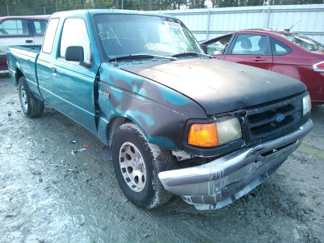 1FTCR14A6VPA00840 - 1997 FORD RANGER