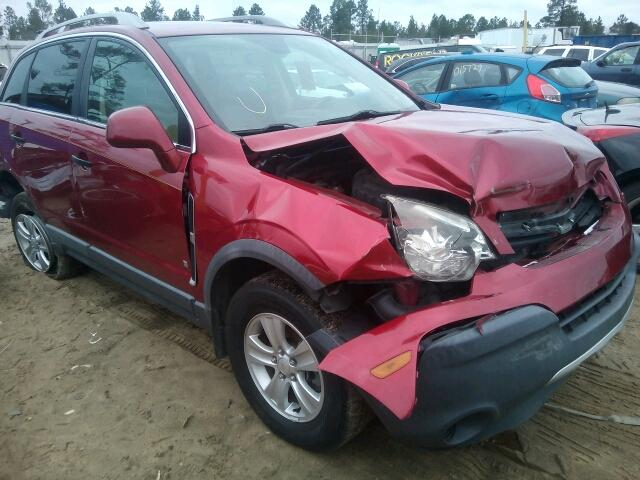 3GSCL33P59S634297 - 2009 SATURN VUE XE