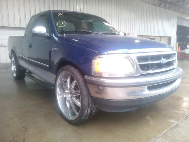 1FTDX1768VND13630 - 1997 FORD F150