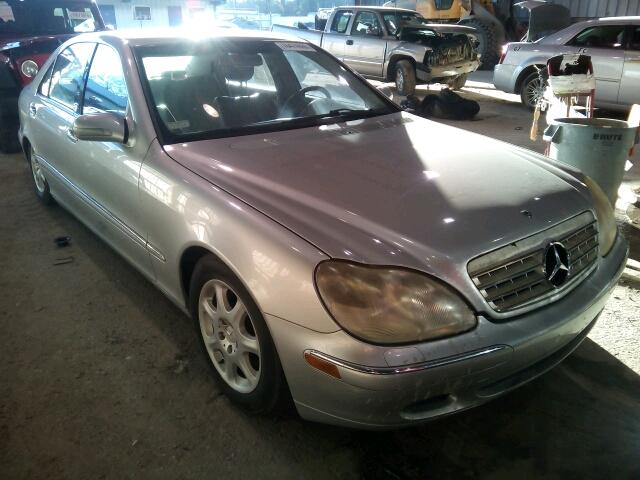 Auto auction ended on vin wdbng75j0ya116380 2000 mercedes for Mercedes benz baton rouge service