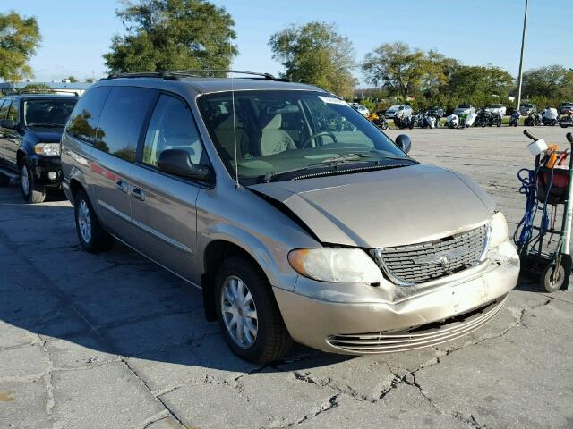2C4GP74LX3R134029 - 2003 CHRYSLER TOWN & COU