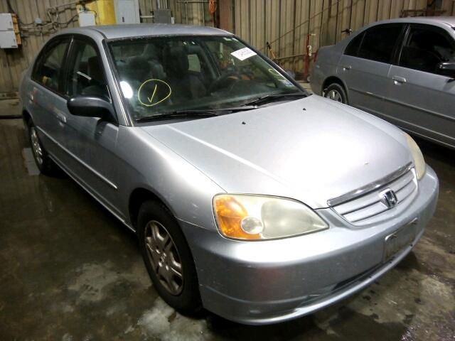 2002 HONDA CIVIC LX 1.7L