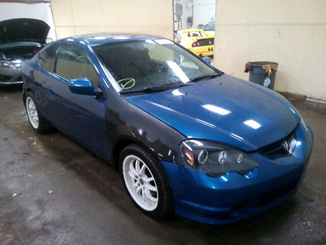 Salvage Cars For Sale Acura Rsx Type S