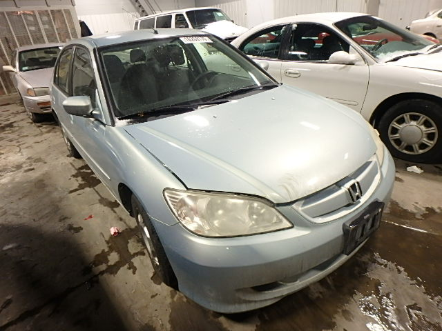 2004 HONDA CIVIC 1.3L