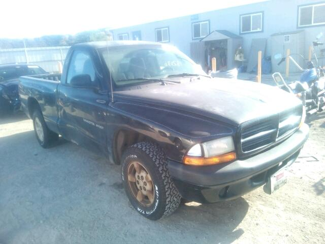 1B7FL36X92S643011 - 2002 DODGE DAKOTA SPO