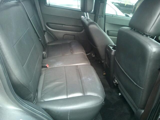 2012 FORD ESCAPE LIM
