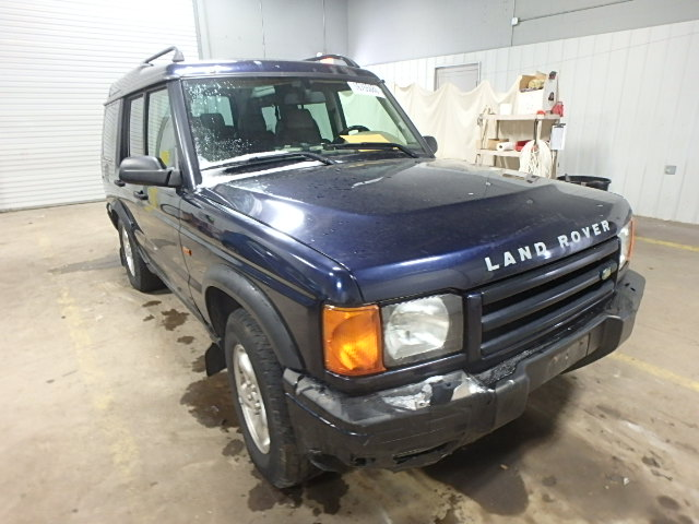 2000 LAND ROVER DISCOVERY 3.9L