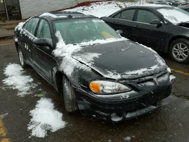 Salvage 2004 Pontiac GRAND AM G for sale