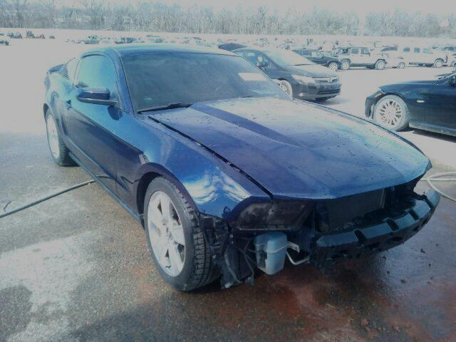 1ZVBP8AM1C5256558 - 2012 FORD MUSTANG