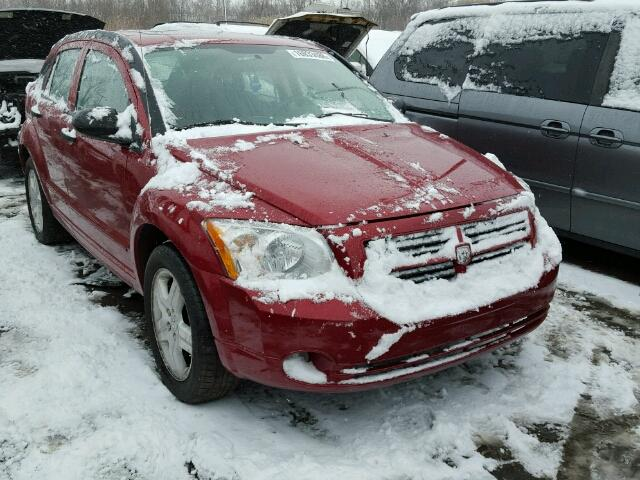 1B3HB48B47D124769 - 2007 DODGE CALIBER SX