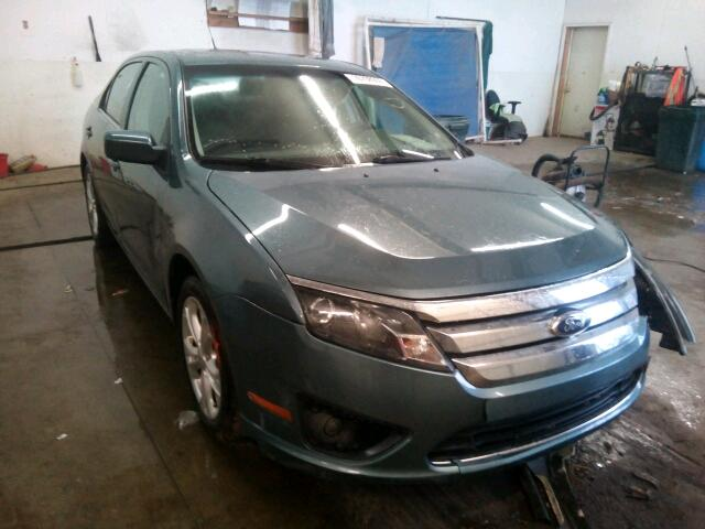 3FAHP0HA1CR289508 - 2012 FORD FUSION SE