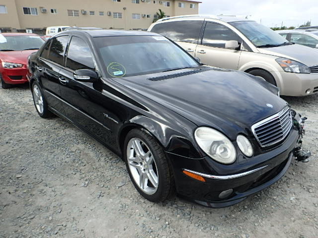 Auto auction ended on vin wdbuf76j85a687365 2005 mercedes for Mercedes benz of north miami
