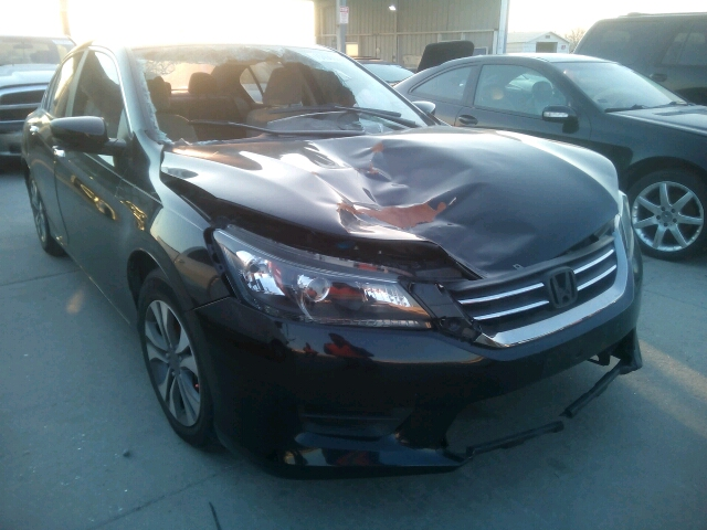 1HGCR2F34DA098595 - 2013 HONDA ACCORD