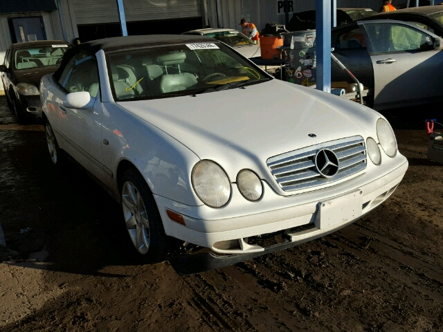 Auto auction ended on vin wdblk65g1xt008308 1999 mercedes for 1999 mercedes benz clk320 for sale