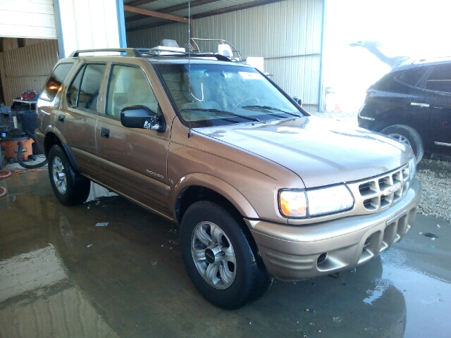 2001 ISUZU RODEO 3.2L