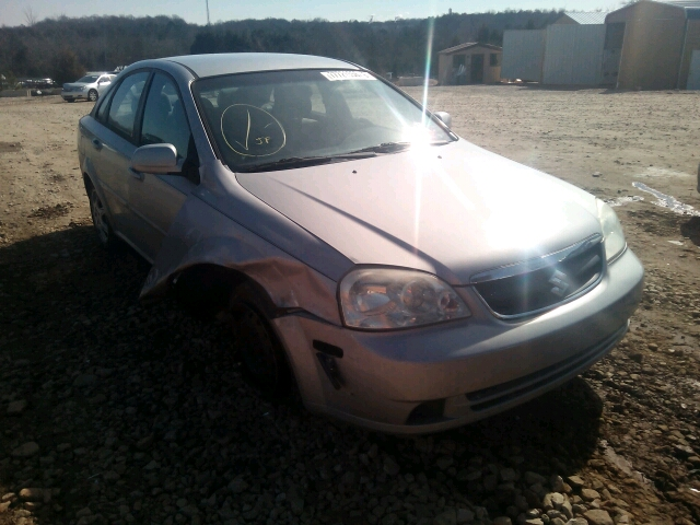 2008 Suzuki Forenza CO en venta en China Grove, NC