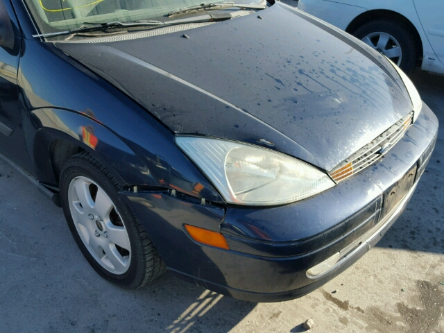 2002 FORD FOCUS ZX3 2.0L
