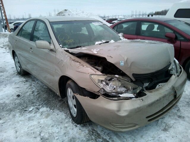 4T1BE32K94U938227 - 2004 TOYOTA CAMRY LE/X