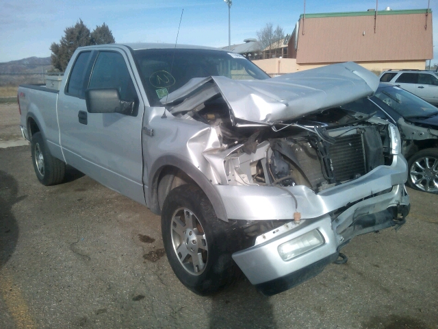 auto auction ended on vin 1ftpx14544na54142 2004 ford