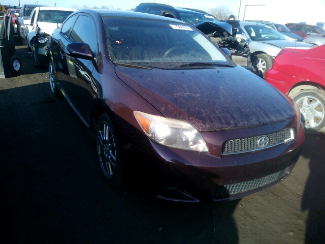 JTKDE177550011328 - 2005 TOYOTA SCION TC