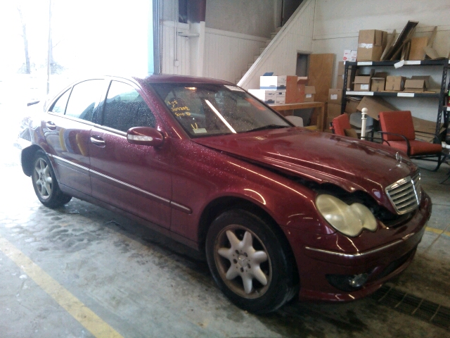 Auto auction ended on vin wdbrf61j22f169256 2002 mercedes for Mercedes benz montgomery al