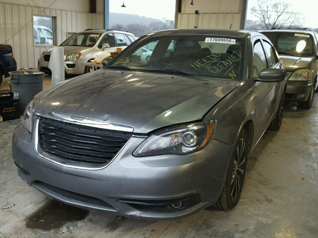 2012 CHRYSLER 200 S 3.6L