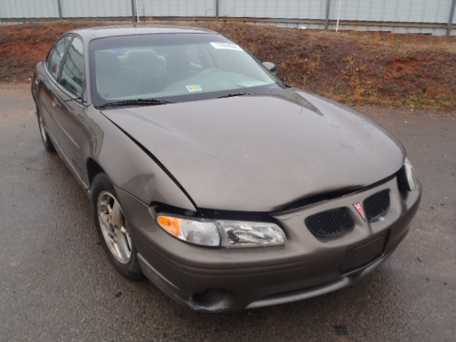 1G2WP52K31F217031 - 2001 PONTIAC GRAND PRIX