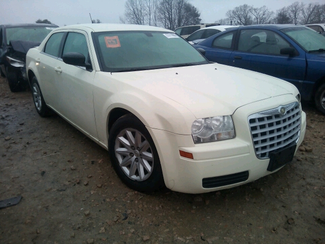 2008 CHRYSLER 300 2.7L