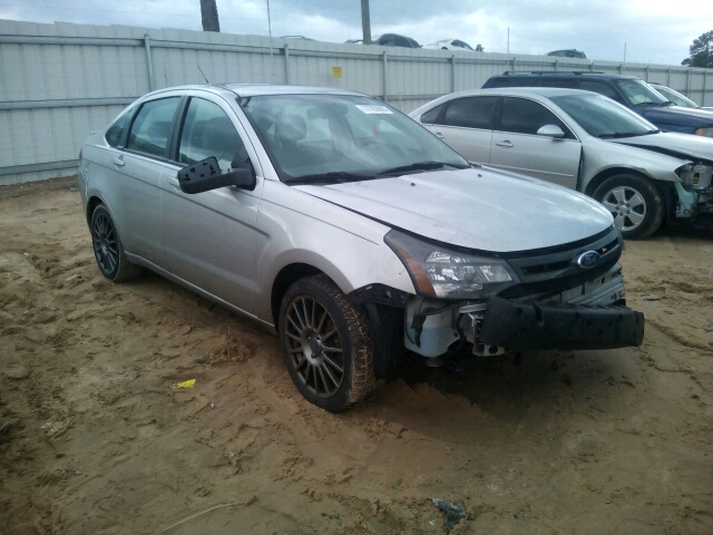 1FAHP3GN1BW153610 - 2011 FORD FOCUS SES