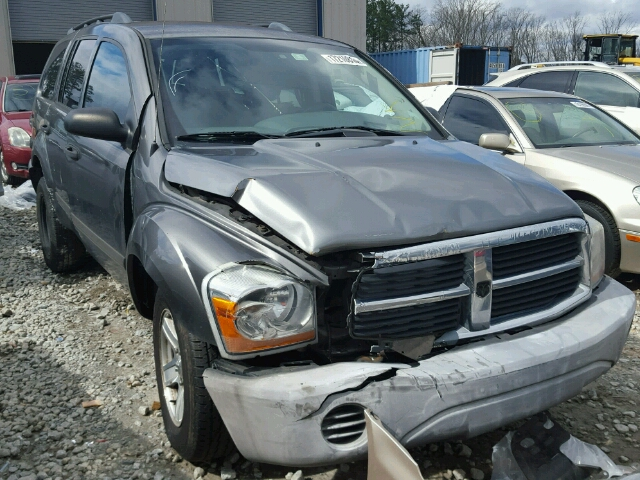 1D4HD38K16F113544 - 2006 DODGE DURANGO SX