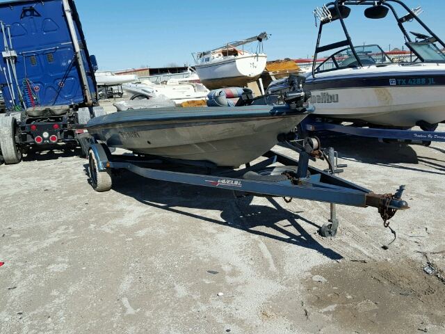 BNZL3261A292 - 1992 JAVE BOAT
