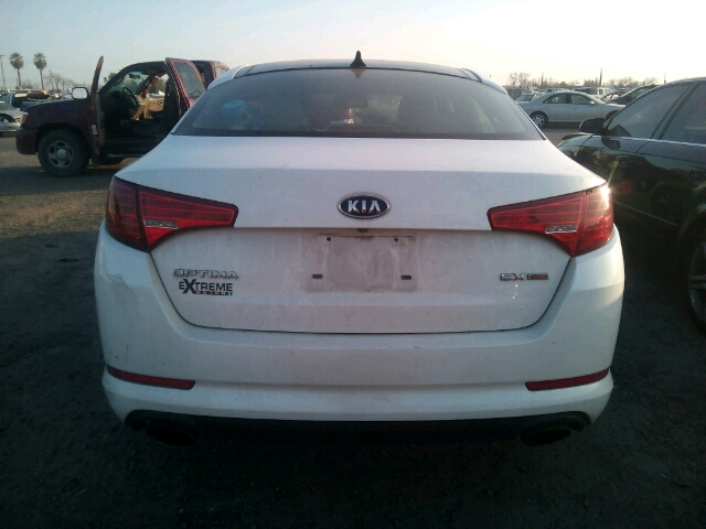 2011 KIA OPTIMA EX/ 2.4L
