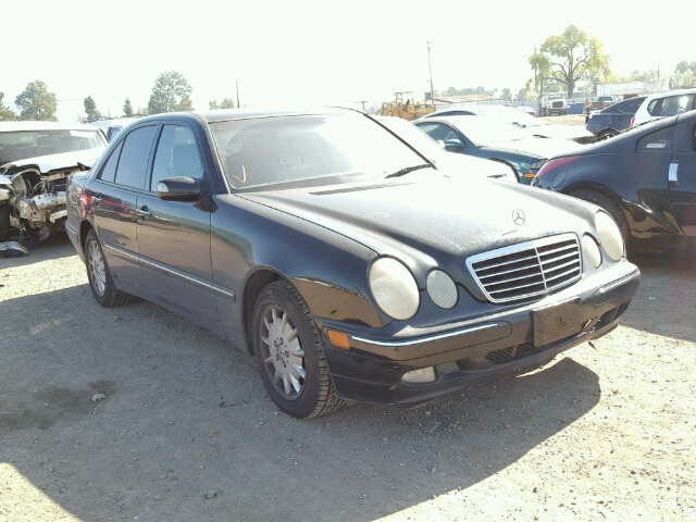 Auto auction ended on vin wdbjf65jx1b210746 2001 mercedes for Mercedes benz repair san jose