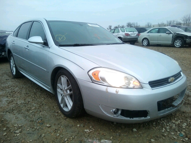 2009 chevrolet impala ltz for sale il southern. Black Bedroom Furniture Sets. Home Design Ideas
