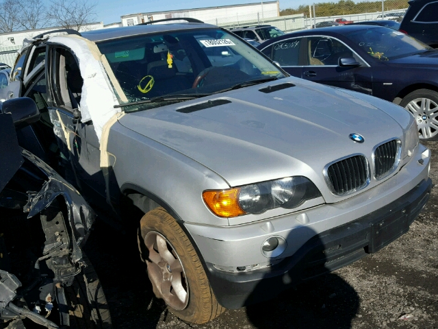 COPART Lot #18052126 2003 BMW X5 3.0I