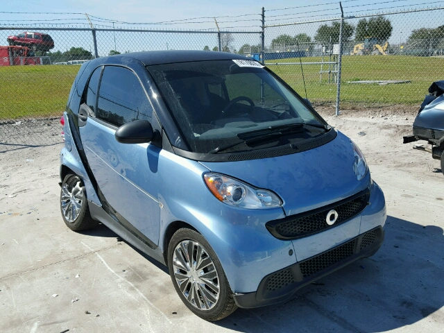 2013 SMART FORTWO PUR