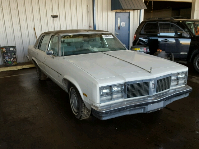 3X69K7M136499 - 1977 OLDSMOBILE CUTLASS