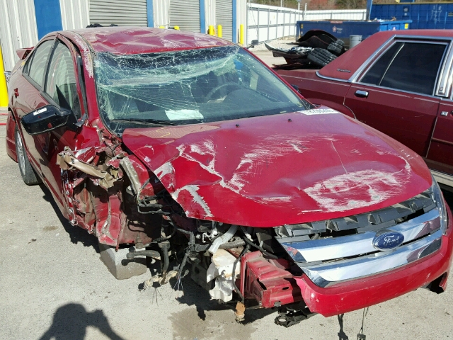 2010 FORD FUSION S 2.5L
